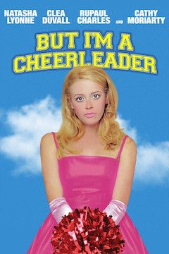 But I'm a Cheerleader movie poster.