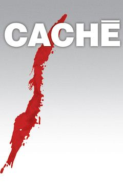 Poster for the movie Caché
