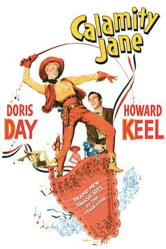 Calamity Jane movie poster.