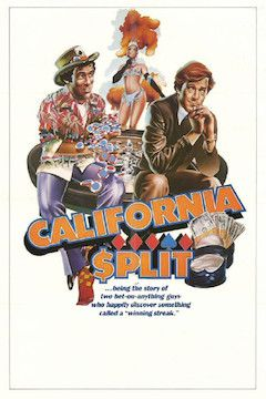 California Split movie poster.