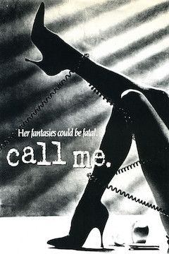 Call Me movie poster.