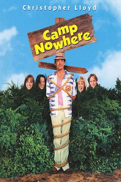 Camp Nowhere movie poster.