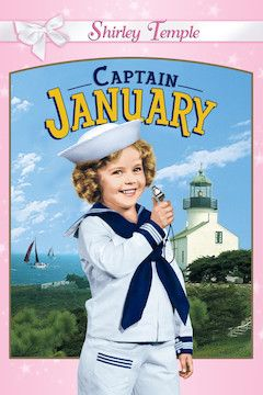 Poster for the movie Captain January