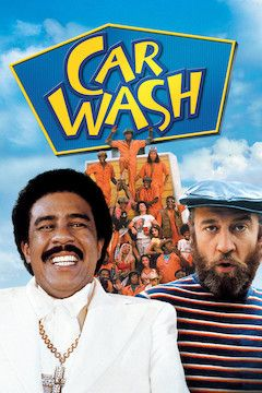 Poster for the movie Car Wash