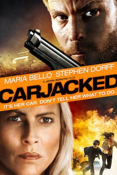 Poster for the movie Carjacked