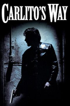 Carlito's Way movie poster.