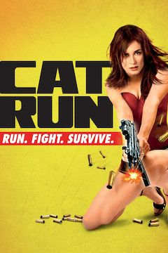 Cat Run movie poster.