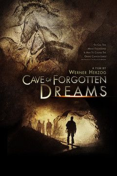 Cave of Forgotten Dreams movie poster.