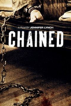 Chained movie poster.