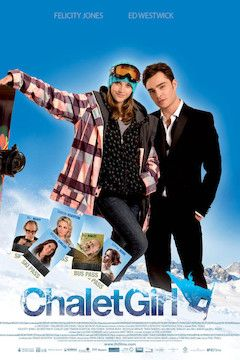 Chalet Girl movie poster.