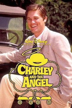 Charley and the Angel movie poster.