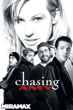 Chasing Amy movie poster.
