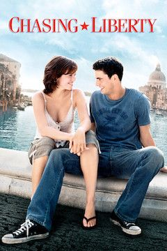 Chasing Liberty movie poster.