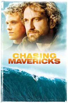Chasing Mavericks movie poster.