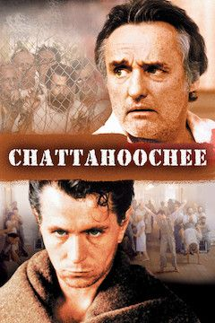 Poster for the movie Chattahoochee