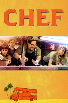 Poster for the movie Chef