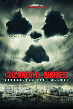 Chernobyl Diaries movie poster.