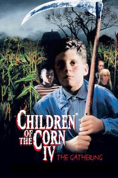 Poster for the movie Children of the Corn IV: The Gathering