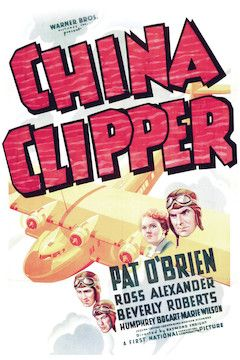 China Clipper movie poster.