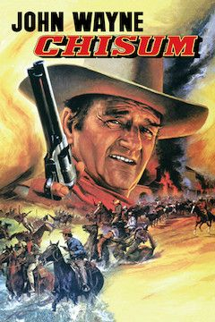 Poster for the movie Chisum