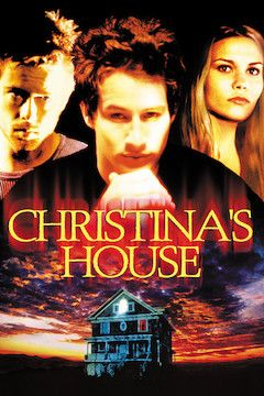 Christina's House movie poster.