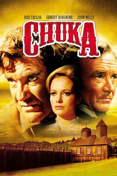 Chuka movie poster.