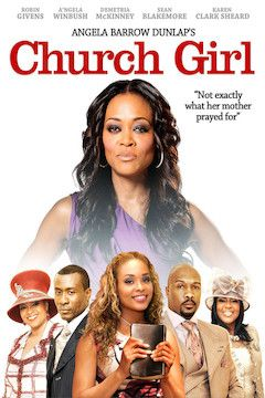 Church Girl movie poster.