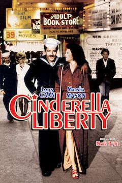 Cinderella Liberty movie poster.