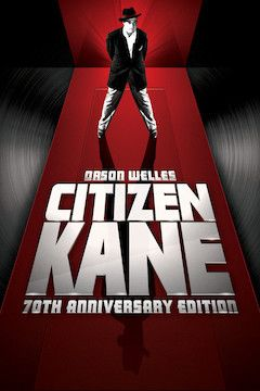 Poster for the movie Citizen Kane