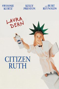 Citizen Ruth movie poster.
