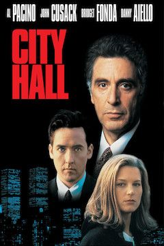 Poster for the movie City Hall
