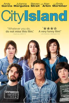 Poster for the movie City Island