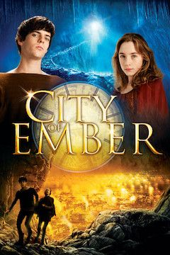 City of Ember movie poster.
