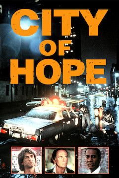 City of Hope movie poster.