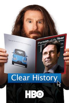 Clear History movie poster.