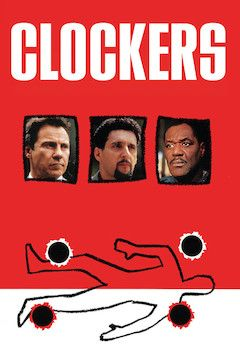 Clockers movie poster.