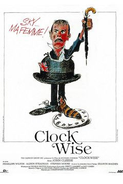 Clockwise movie poster.
