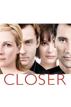 Poster for the movie Closer