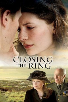 Closing the Ring movie poster.