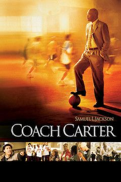 Poster for the movie Coach Carter