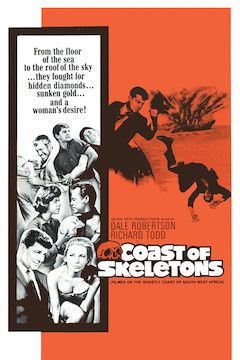 Coast of Skeletons movie poster.