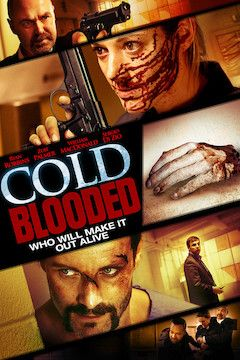Cold Blooded movie poster.