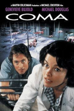 Coma movie poster.
