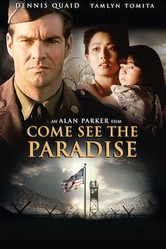 Come See the Paradise movie poster.