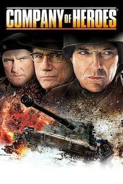 Company of Heroes movie poster.