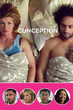 Poster for the movie Conception