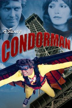 Condorman movie poster.