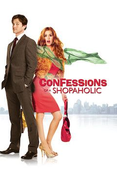 Confessions of a Shopaholic movie poster.