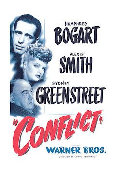 Conflict movie poster.