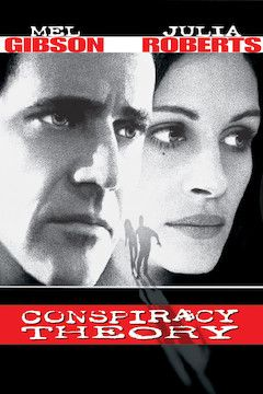 Conspiracy Theory movie poster.